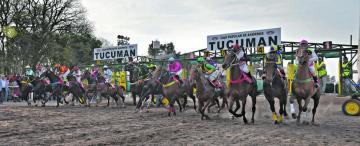 El hipódromo de Río Cuarto fue el primero en organizar carreras durante la pandemia