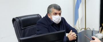 """""""La situación en Monteros está bajo control"""""""