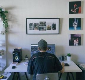 Podcast: el home office contado por personas que trabajan en sus casas