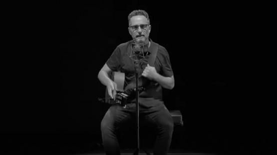 Video: reviví el primer show de Jorge Drexler durante la cuarentena