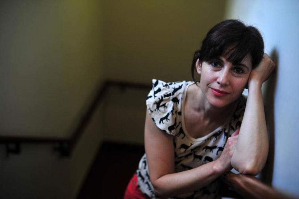 PROLÍFICA. Bléfari fue actriz poeta y figura emblemática del rock indie. LA GACETA  DIEGO ARÁOZ