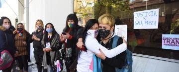Tres concejales y el sueño cumplido de Diana Sacayán: cupo laboral trans