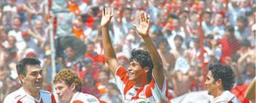 Clásico tucumano: el mediodía en el que la provincia se tiñó de rojo y blanco