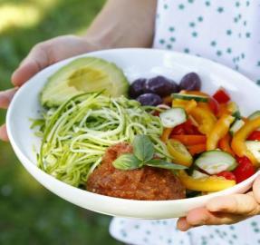 Salud: la buena nutrición es crucial para reforzar el sistema inmunológico