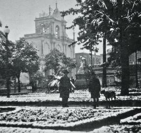Se cumplen 100 años de la histórica nevada en Tucumán