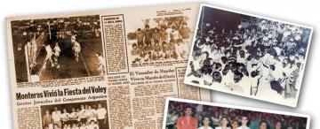 La primera gloria nacional de Social Monteros