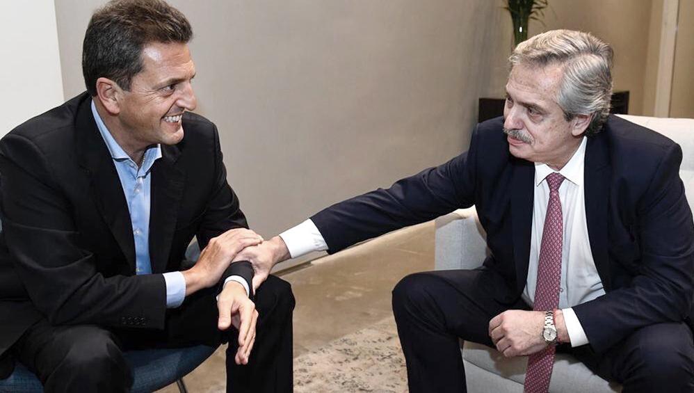 Alberto se reúne con legisladores de Juntos por el Cambio