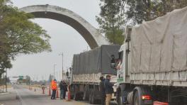Un camionero tucumano dio positivo de coronavirus en San Juan y se espera que se cierren las fronteras