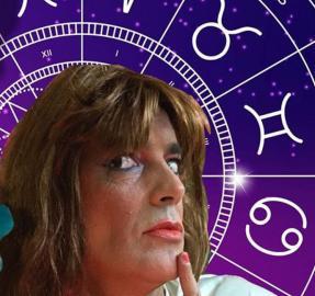 Actor y humorista: Catto Emmerich se viste de mago y de astróloga