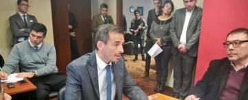"""""""El juez Acosta infringió la garantía de imparcialidad"""""""