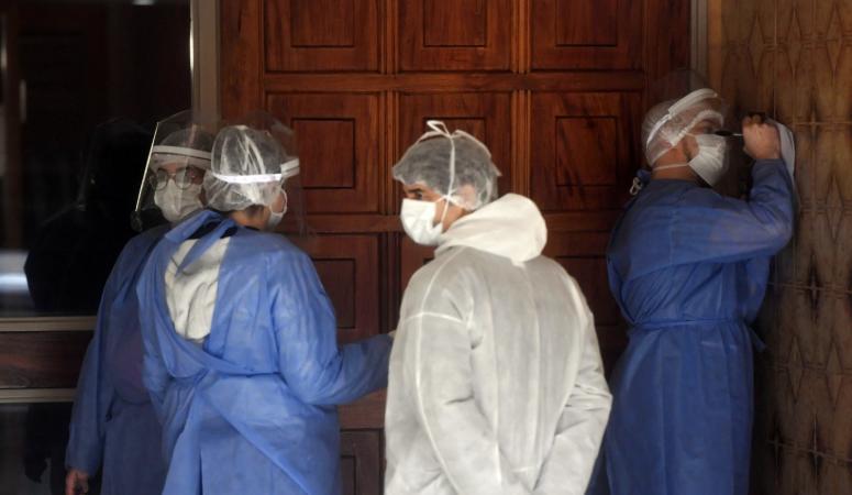 Coronavirus en Argentina: más de 3.600 contagios y 65 muertes en un día