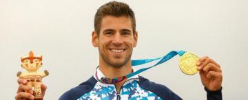 Los detalles del positivo por coronavirus de Agustín Vernice, deportista olímpico