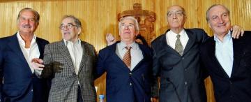 El día en que García Márquez se enteró de la muerte de Tomás Eloy Martínez