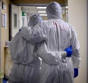 Angustia y temor: el relato del personal de salud que lucha contra el coronavirus