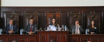Los hijos de tres de los cinco vocales fueron designados en la Corte