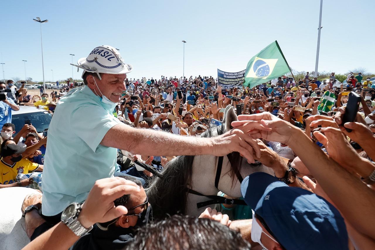 Lula da Silva cree que Bolsonaro fingió tener coronavirus