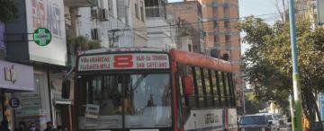 ¿Cómo funciona el modelo estatal de colectivos en Salta?