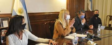 """Aumento de casos de coronavirus: """"Es un modo de retroceder"""", reconoció Chahla"""