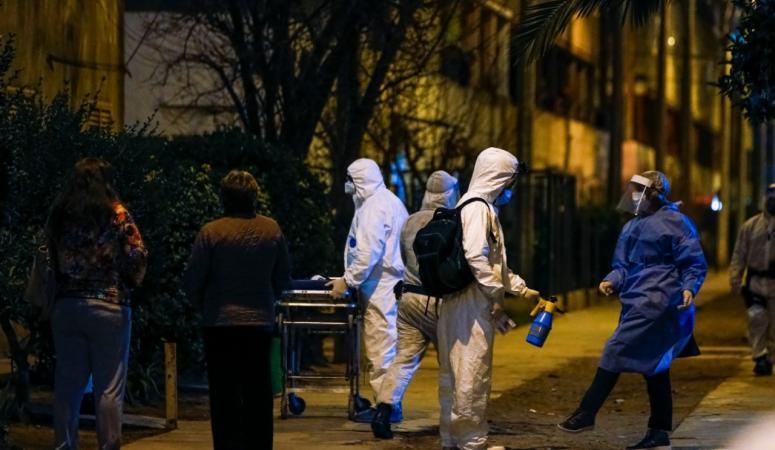 Argentina registró el día con más cantidad de muertes por covid-19