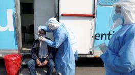 Fallecieron 40 personas más y ya son 4.450 las víctimas del coronavirus en el país