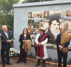 Gesta patriótica: reconocen el valor histórico del paraje llamado La Encrucijada