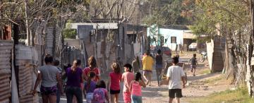 El drama de Las Piedritas: vivir sin agua en pandemia