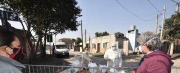 """Coronavirus en Concepción: """"me sorprendió el operativo, no sabía que iban a vallar"""""""