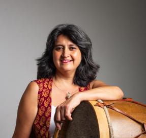 Viviana Taberna: cantora de raíz, docente por vocación