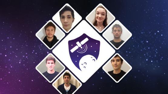 Estudiantes idean un escudo para satélites