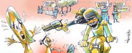 Policía polirrubro en la tierra de la inseguridad