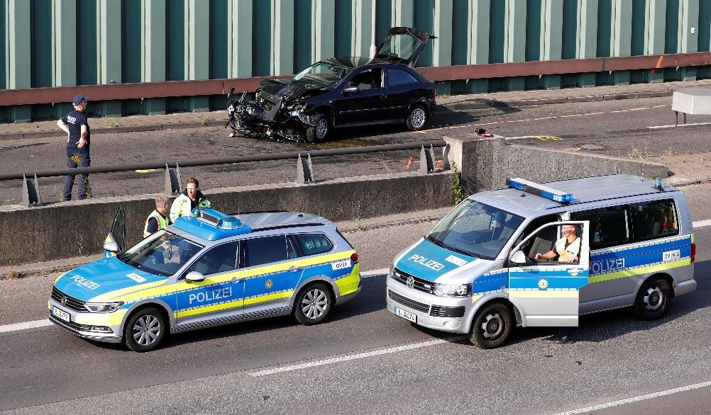 Choque a motocicletas fue ataque terrorista — Alemania