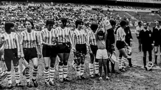El Día de la Futbolista se festeja por la goleada de Selva a las inglesas