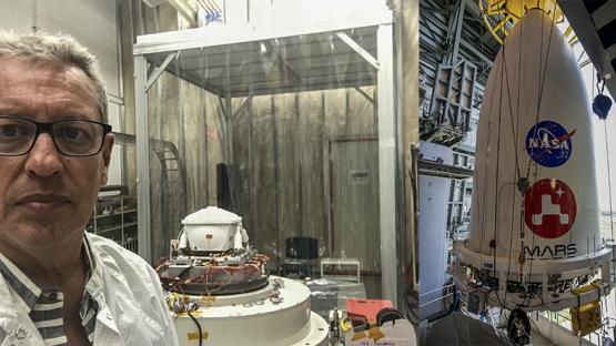 Podcast: para 2031 la NASA espera mandar astronautas a Marte