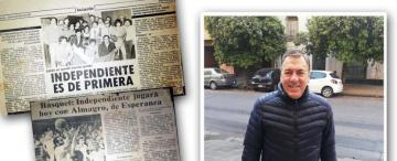 La realidad destruyó los sueños de Independiente