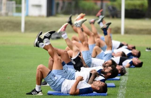 Atlético realizará un segundo hisopado al plantel para descartar casos de  covid-19 - LA GACETA Tucumán