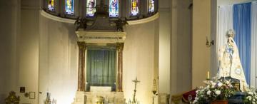 La Virgen de La Merced será honrada en altares caseros y en videos