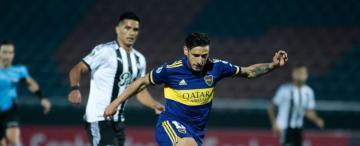 El oficio le alcanzó a Boca para traer el triunfo desde Paraguay