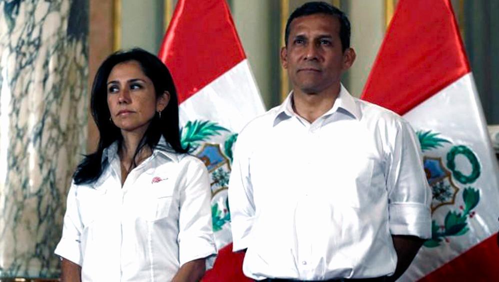 PJ impone detención domiciliaria contra exprimera dama por caso Gasoducto — Nadine Heredia