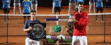 Schwartzman no encontró la respuesta: ¿cómo se le gana a Djokovic?