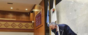 El coronavirus merodea la Legislatura:
