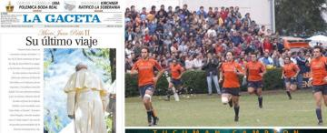 En 2005, Tucumán era campeón, Mohamed ganaba por primera vez y moría Juan Pablo II