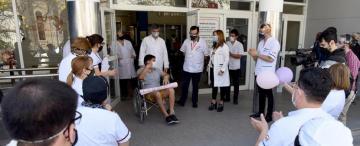 """""""Se cuida a todo el personal de la salud"""", afirmó Gordillo"""