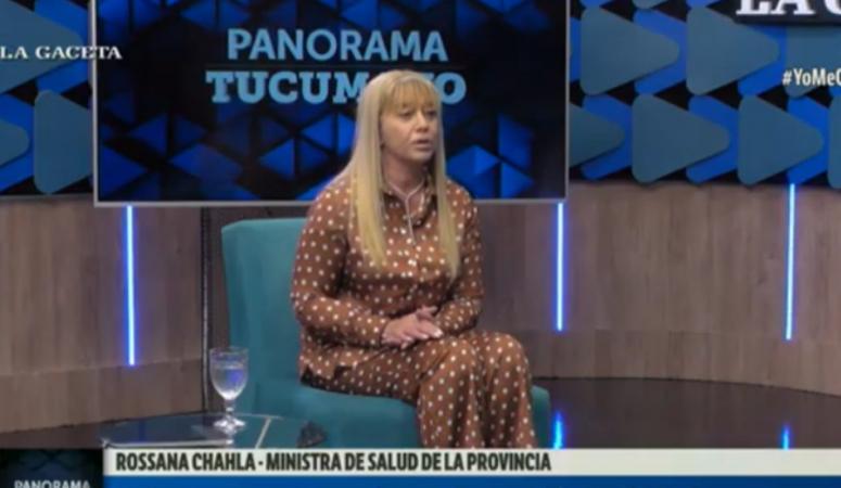 Rossana Chahla: