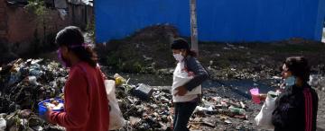 En pobreza, Tucumán sintió más la recesión que la pandemia