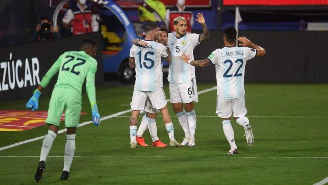 Argentina le gana a Ecuador en La Bombonera con un gol de Messi - LA GACETA Tucumán