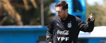 """La Selección, en eliminatorias: los visitantes no tienen """"Paz"""""""