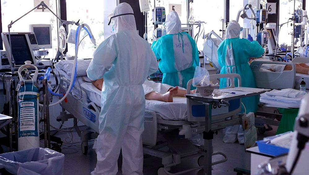 Nuevo récord de casos de coronavirus en Argentina: 17.096