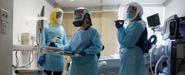 Desobediencia argentina y un sistema de salud endeble: caldo de cultivo para el coronavirus