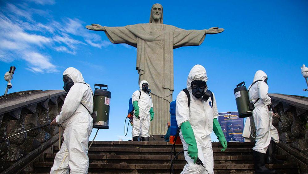 El mundo se acerca a 40 millones de contagios — Coronavirus