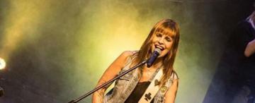 Fabiana Cantilo ya sabe, y muy muy bien, qué hacer con su voz